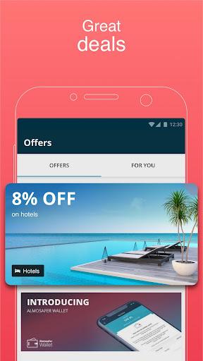 Almosafer: Hotels, Flights and Holidays 6.3.0 screenshots 3