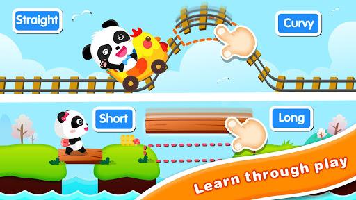 Baby Panda: Magical Opposites - Forest Adventure  screenshots 7