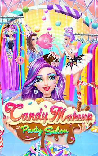 Candy Makeup Party Salon 1.0.3 screenshots 1