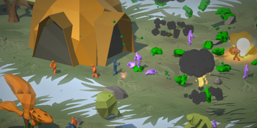 MoonBox - Sandbox. Zombie Simulator.  screenshots 6