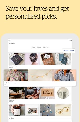 Etsy: Buy Custom, Handmade, and Unique Goods apktram screenshots 12