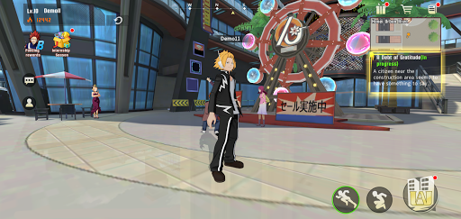 Code Triche My Hero Academia: The Strongest Hero Anime RPG (Astuce) APK MOD screenshots 6
