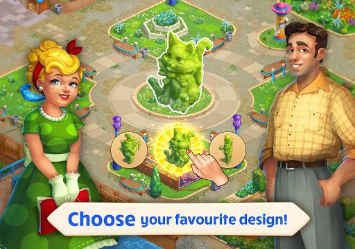 Matchland - Build your Theme Park  screenshots 7