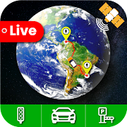 Live Earth Map 3D: GPS Navigation & Route Planner