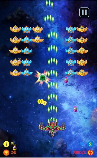 Chicken Shooter Galaxy invaders 1.1 screenshots 5
