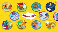 Kid-E-Cats. 教育ゲームのおすすめ画像1