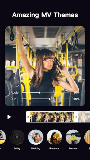 Video Editor, Movie Maker & Video Effect- LanMe screenshots 4