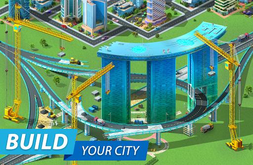 Megapolis: city building simulator. Urban strategy 5.60 screenshots 4