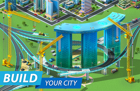 Megapolis MOD (Unlimited Everything) 4
