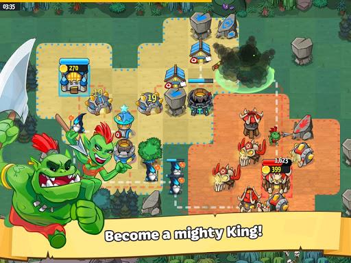 Like a King RTS: 1v1 Strategy screenshots 20