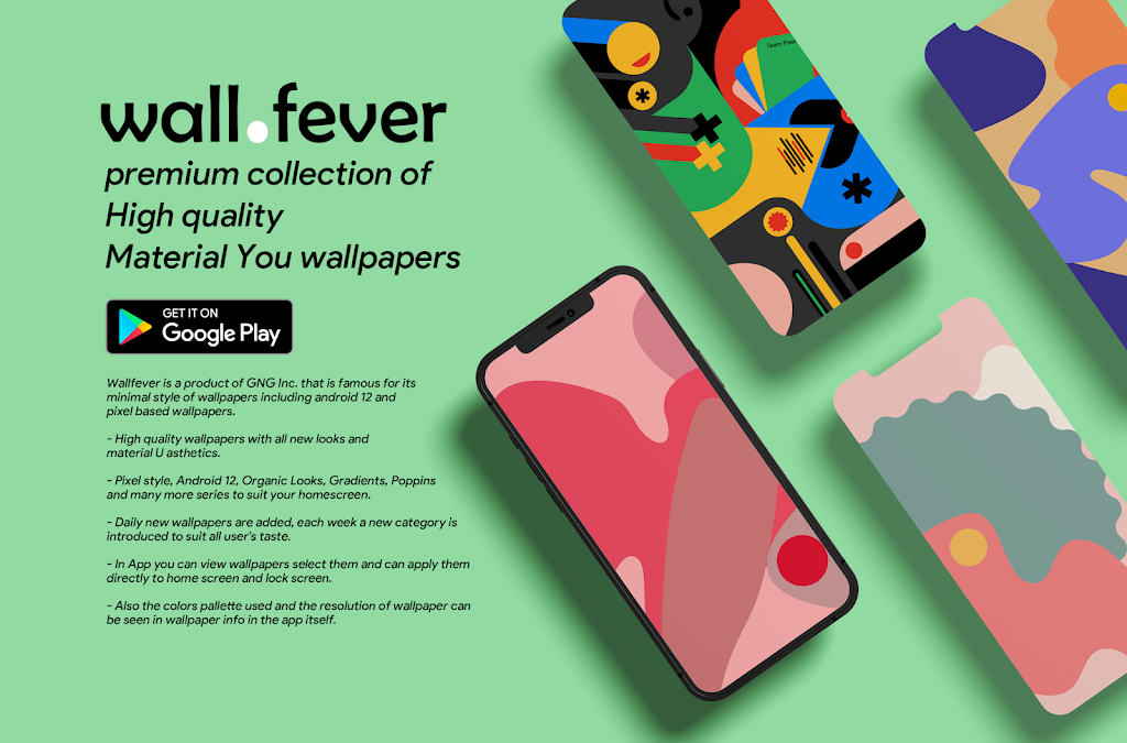Wallfever poster 0