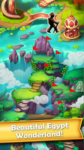 Gem Quest Hero 2 - Jewel Games Quest Match 3 android2mod screenshots 8