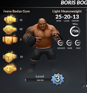 MMA Manager 0.35.3 Apk Mod (Unlocked) 5