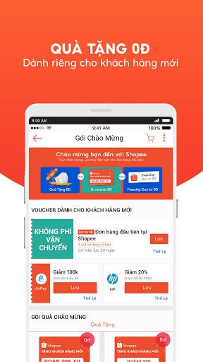 Shopee: Mua Su1eafm Online #1  Screenshots 4