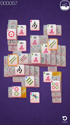 Gold Mahjong FRVR - The Shanghai Solitaire Puzzle screenshots 5