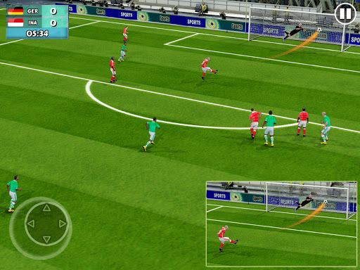Soccer u26bd League Stars: Football Games Hero Strikes 1.6.0 screenshots 19