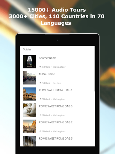 izi.TRAVEL: Get Audio Tour Guide & Travel Guide 6.3.16.477 Screenshots 11