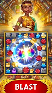 Jewels of Rome: Gems and Jewels Match-3 Puzzle 1.22.2200 Apk + Mod 3