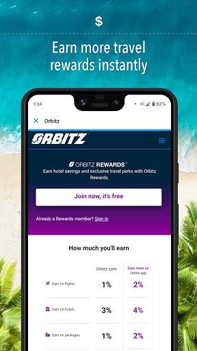 Orbitz Hotels & Flights apktram screenshots 6