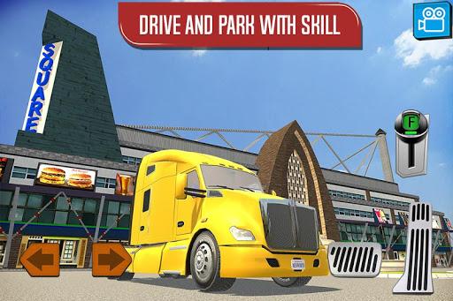 Delivery Truck Driver Simulator 1.1 screenshots 3