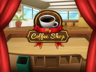 My Coffee Shop – Coffeehouse Management Game 10