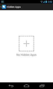 Hide App-Hide Application Icon Screenshot