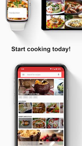 Asian Recipes - Chinese food, Japanese& more 11.16.188 screenshots 3
