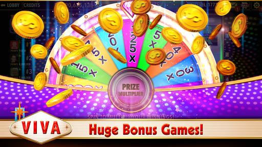 Viva Slots Vegasu2122 Free Slot Jackpot Casino Games apkslow screenshots 2