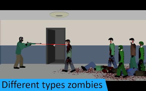 Flat Zombies: Defense & Cleanup Mod Apk 1.9.3 (Unlimited Money) 2