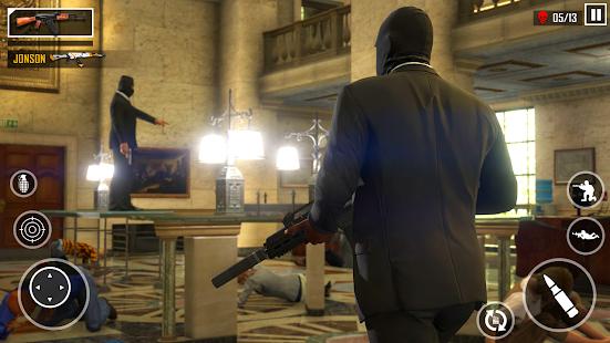 Real Gangster Bank Robbery Games: Open World Games  screenshots 2