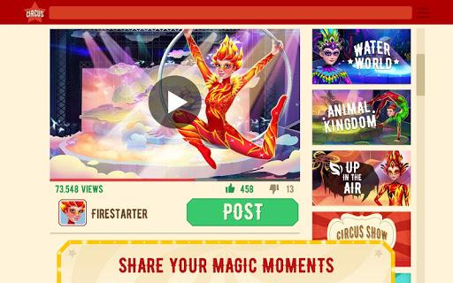 Fantasy Gymnastics - Acrobat Dance World Tour 1.1.0 screenshots 2