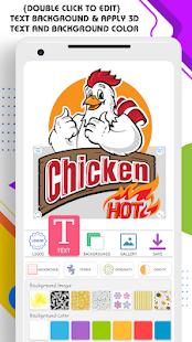 3D Logo Maker 1.3.0 Screenshots 6