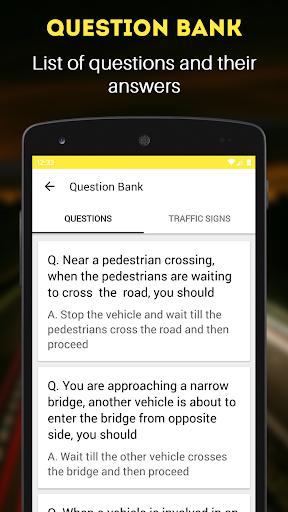 RTO Exam: Driving Licence Test apktram screenshots 3