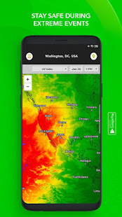 Free Weather Radar - Live Maps & Alerts