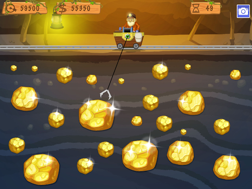 Gold Miner World Tour: Gold Rush Puzzle RPG Game apktram screenshots 18