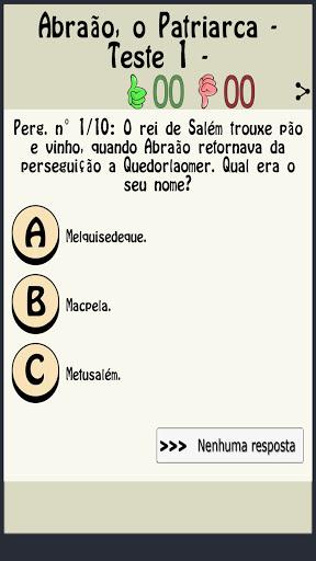 O jogo de perguntas bu00edblia screenshots 4