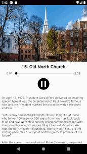 Historic Boston – Audio Tour of the Freedom Trail Apk 1
