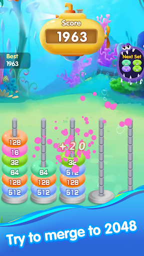 Ocean Ring Master-Number Puzzle Game 1.0.7 screenshots 4