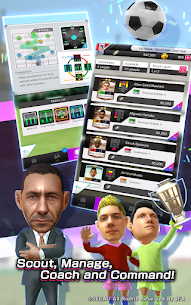 SEGA POCKET CLUB MANAGER Mod Apk 3.3.0 Download Free 2