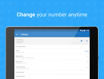 Talkatone: Free Texts, Calls & Phone Number Talkatone Apk Lastest Version 2021** 12