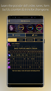 LCS & TFT Guide League of Legends Mobile Champions