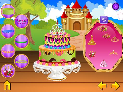 Princess birthday cake For PC Windows (7, 8, 10, 10X) & Mac Computer Image Number- 10