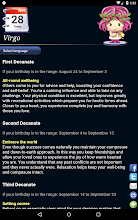 Horoscope HD Free screenshot thumbnail
