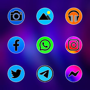 Pixly Fluo APK- Icon Pack (PAID) Download Latest Version 3