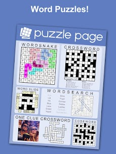 Puzzle Page – Crossword, Sudoku, Picross and more Apk Download 2021 3