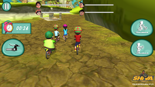 Shiva Bicycle Racing  Screenshots 3