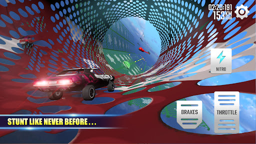 Mega Ramp Car - New Car Games 2021 1.1.2 screenshots 2