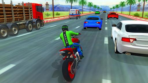 City Rider - Highway Traffic Race Apkfinish screenshots 13