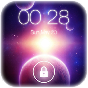 3D Earth Lock Screen