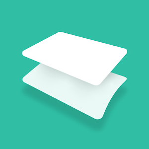 vFlat Your mobile book scanner 0.9.4 by VoyagerX logo